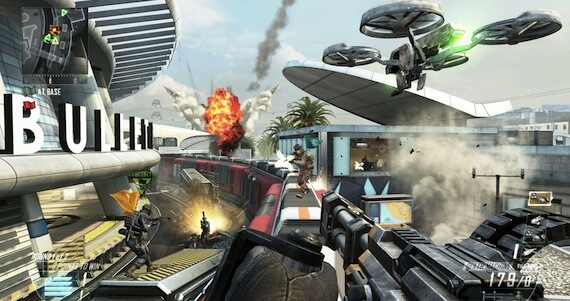 Black Ops 2 Review - Multiplayer