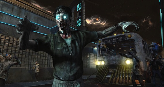 Black Ops 2 Review - Zombies