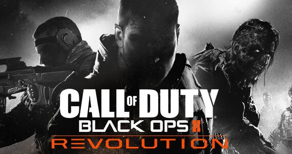 'Black Ops 2' Revolution DLC Accidentally Confirmed by Activision [Updated]