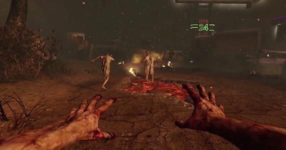 Black Ops 2 Revolution DLC - Turned
