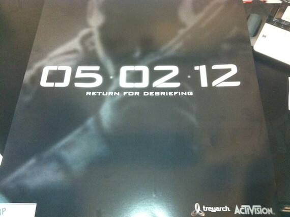 Black Ops 2 Rumored Poster and Date