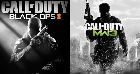 Black Ops 2 Sales Call of Duty Decline