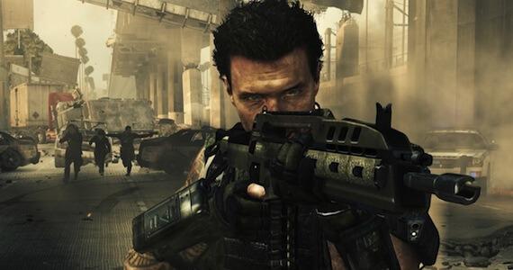 Black Ops 2 Single PLayer E3 Preview David Mason