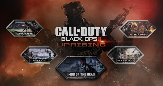 Black Ops 2 - Uprising Video Walkthroughs