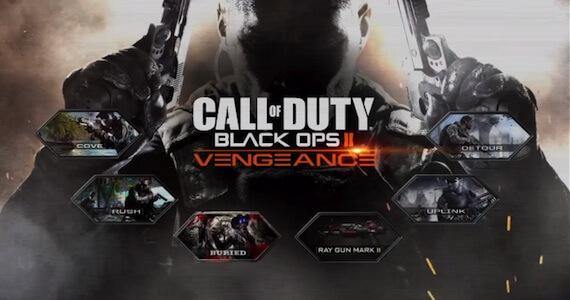 'Black Ops 2' Vengeance Multiplayer Map Video Walkthroughs
