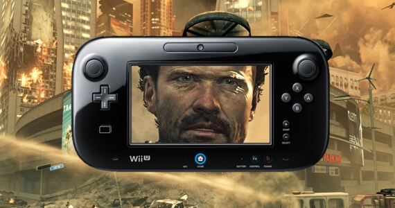 Nintendo Says 'Call of Duty' Could Be Enhanced with the Wii U Gamepad