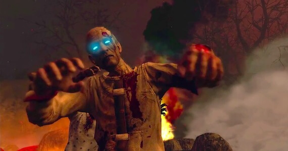 'Black Ops 2' Zombies Trailer: Open-World Environment and New Mode