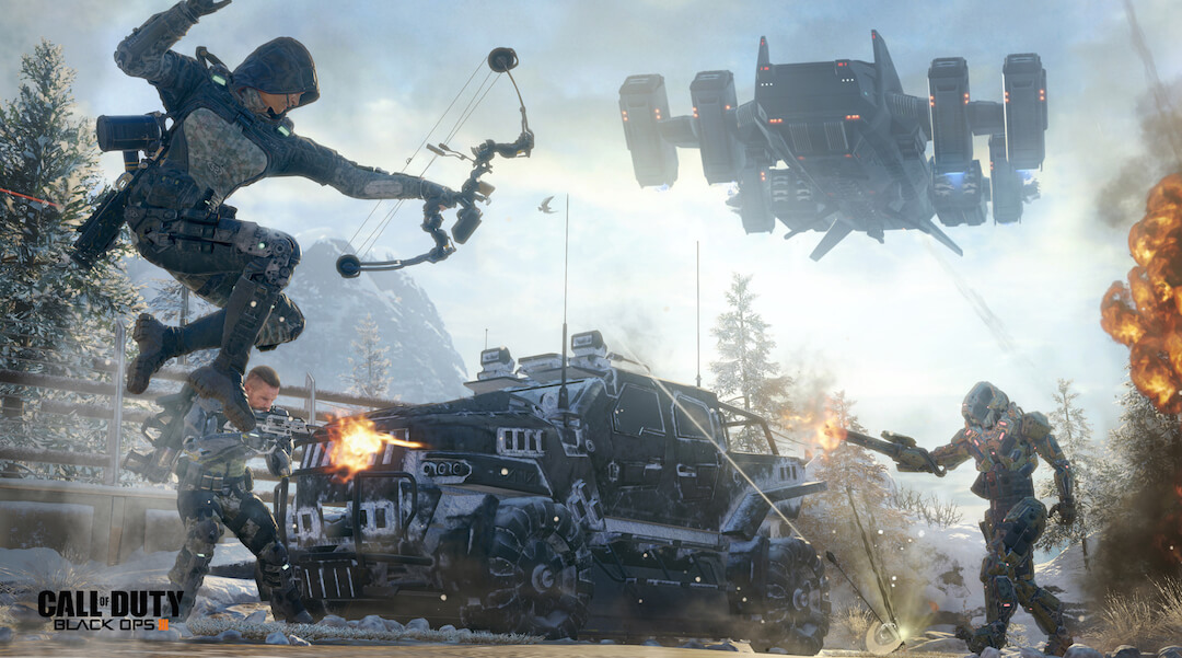 Call of Duty: Black Ops 3 Mod Tools Launch in Open Beta