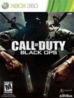 Call of Duty Black Ops box art