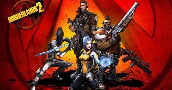 'Borderlands 2' Class Gameplay Videos