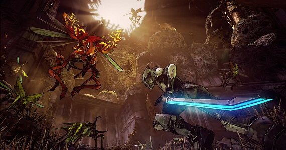 Gearbox Finishes 'Borderlands 2' Development; Begins Work On DLC