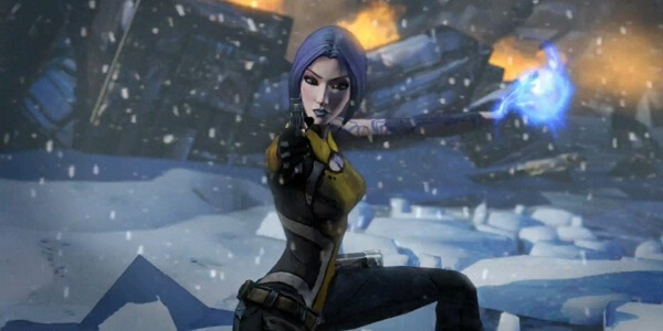 'Borderlands 2' Launch Trailer Snows Away the Competition
