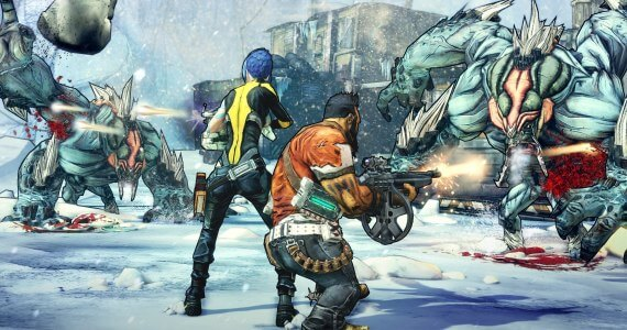 Borderlands 2: 'Mechromancer' Class DLC Revealed