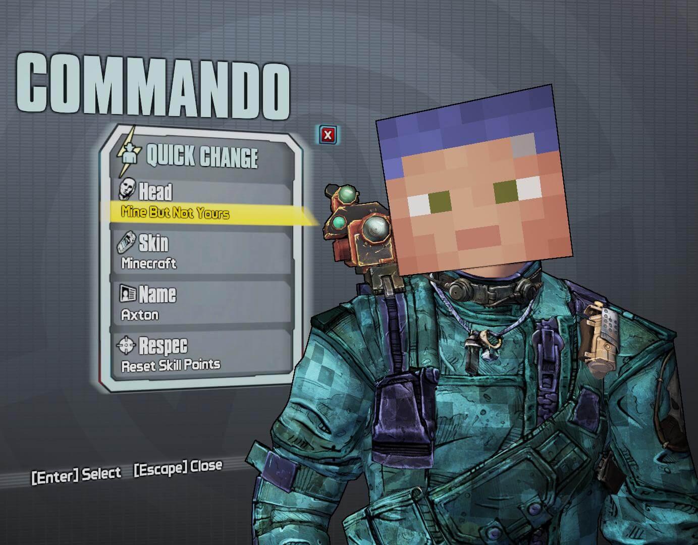 'Minecraft' Meets 'Battlefield 3′ & 'Borderlands 2′