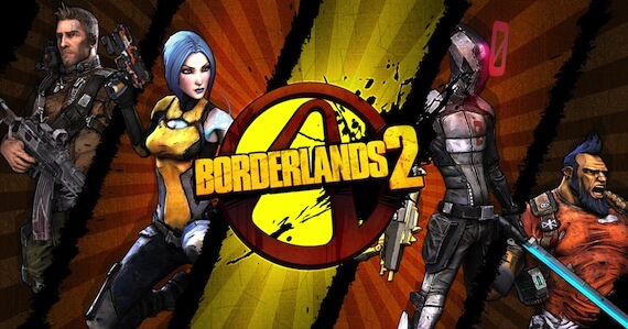 'Borderlands 2' is This Year's Most Played New Game