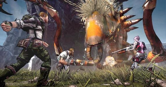 Gearbox Teases New 'Borderlands 2' Character Class; Not Part of Season Pass