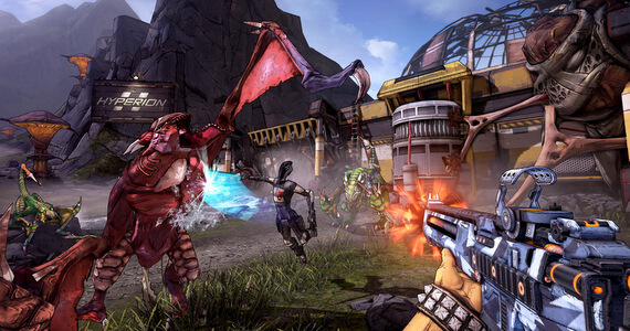 'Borderlands 2' Joins the Season Pass Club