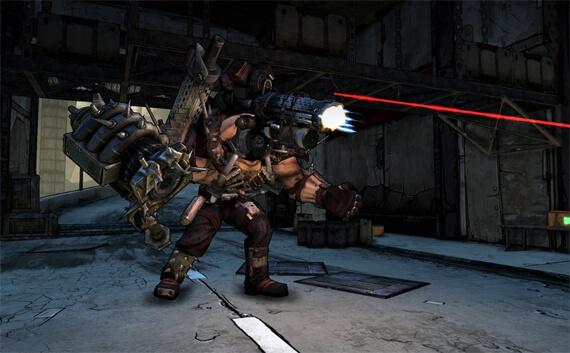 Borderlands DLC Secret Armory of General Knoxx