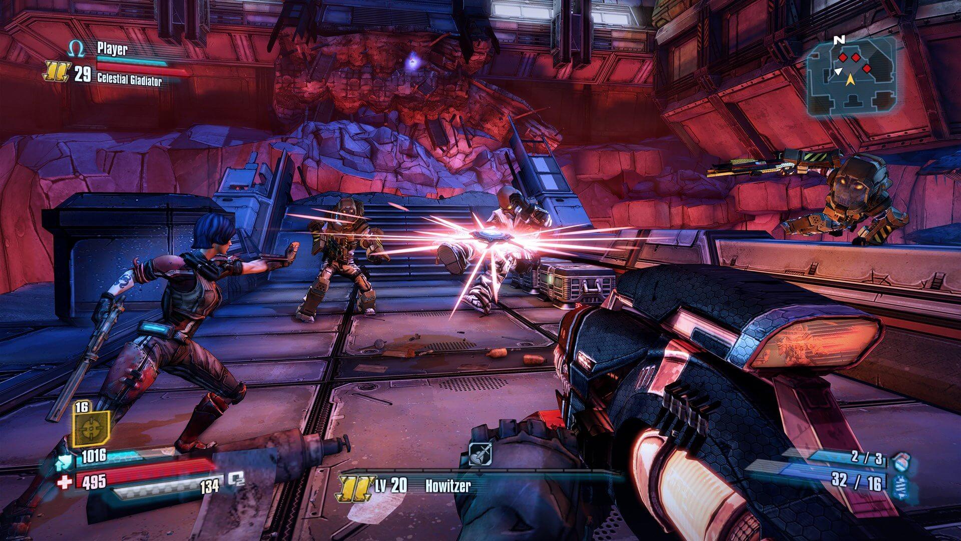 Gearbox Explains No 'Borderlands: The Pre-Sequel' on Next-Gen