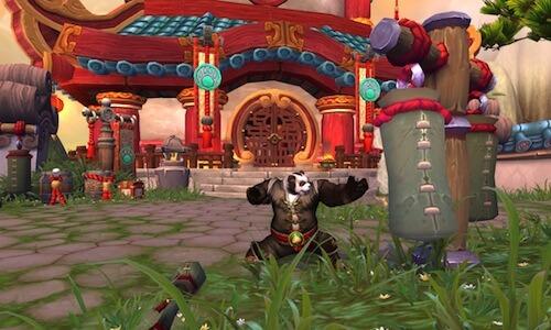 World of Warcraft: Boxing Panda