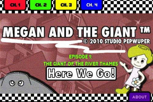 Brand Wu Interview Megan and the Giant