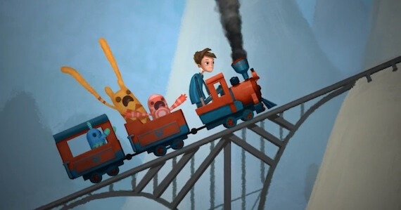 First Trailer for Double Fine's 'Broken Age'