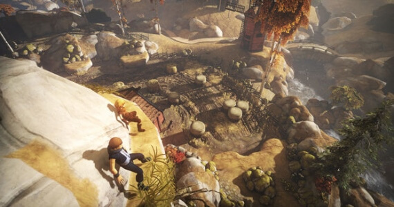 Brothers Tale of Two Sons Gameplay