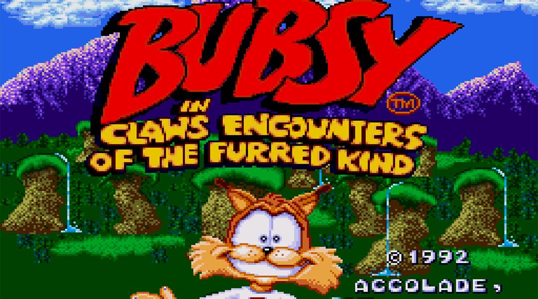bubsy the bobcat
