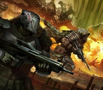 Bungie Destiny Multiplayer