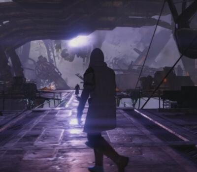 Bungie Destiny Persistent Open World