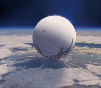Bungie Destiny Traveler