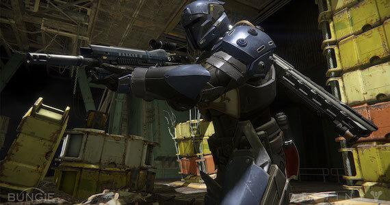 'Destiny': Bungie Talks PvP Multiplayer, Claims 'Halo' Tactics Won't Work