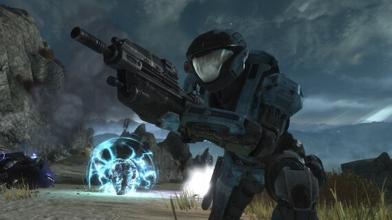 Halo reach Level Cap Lifted In November