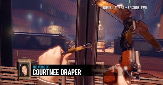 Burial at Sea Episode 2 Behind the Scenes