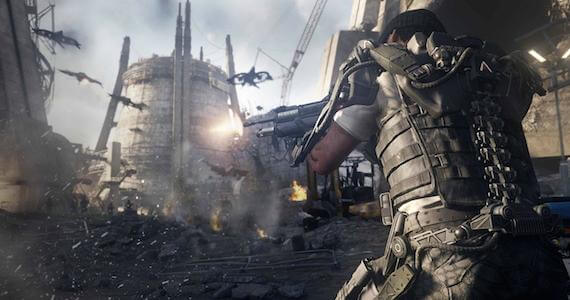 'Call of Duty: Advanced Warfare' Tries to Match Franchise's Previous Highs