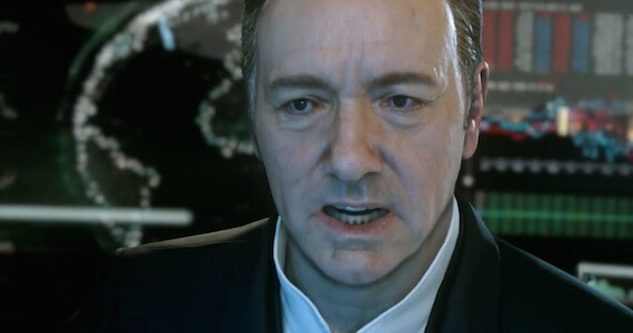 'Call of Duty: Advanced Warfare' Details & Screens: Time Period & Spacey's Role Confirmed