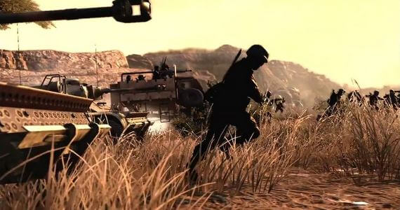 Call of Duty Black Ops 2 African Wilderness