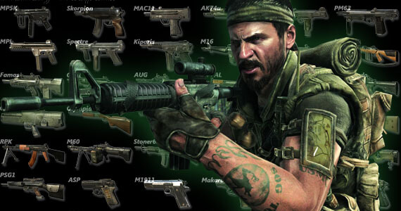 Are These The Multiplayer Modes, Perks & Weapons of 'Black Ops 2'?