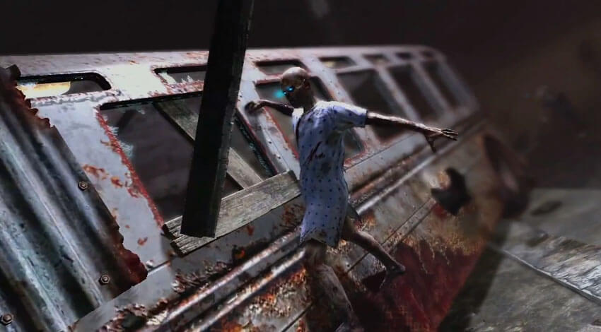 First Look at 'Black Ops 2' Zombies; World Premiere Next Week