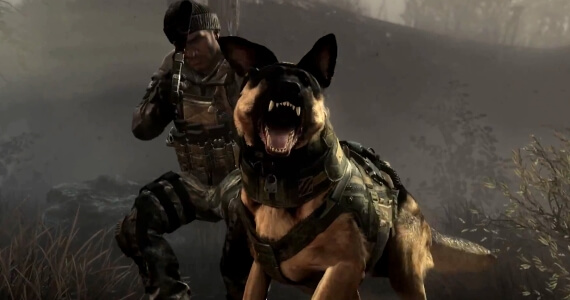 Call of Duty Ghosts Launch Trailer Riley