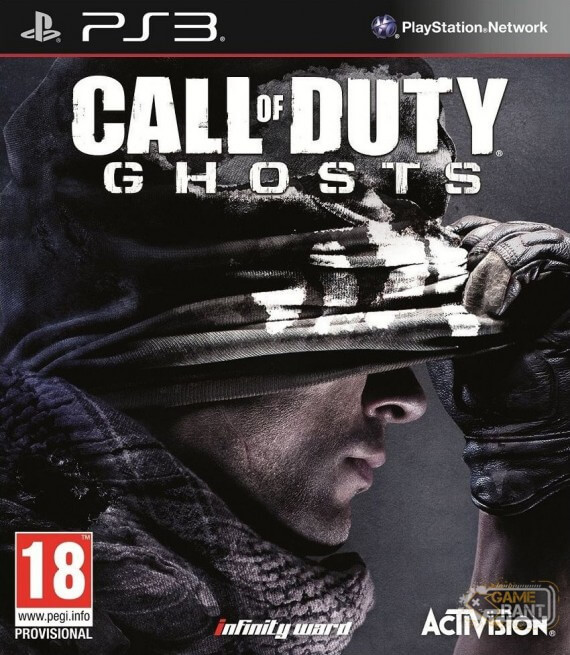 Call of Duty Ghosts May 1st Reveal
