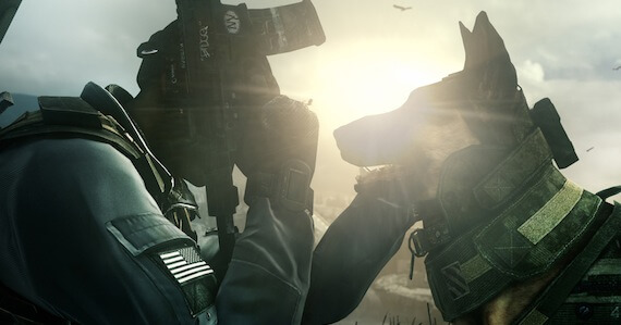 'Call of Duty: Ghosts' Eyes-On Preview