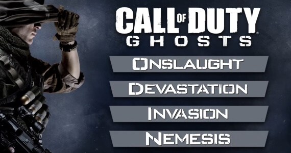 'Call of Duty: Ghosts' DLC Season Pass Gets a Trailer