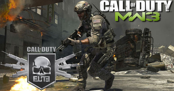 Call of Duty MW3 20 Pieces of Downloadable Content Over 9 Months