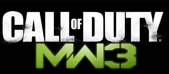 Call of Duty Modern Warfare 3 Logos and Box Art