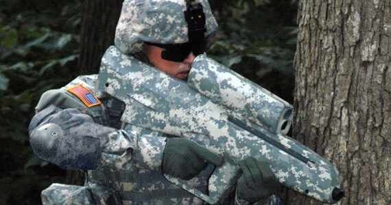 Call of Duty Modern Warfare 3 XM25 Grenade Launcher