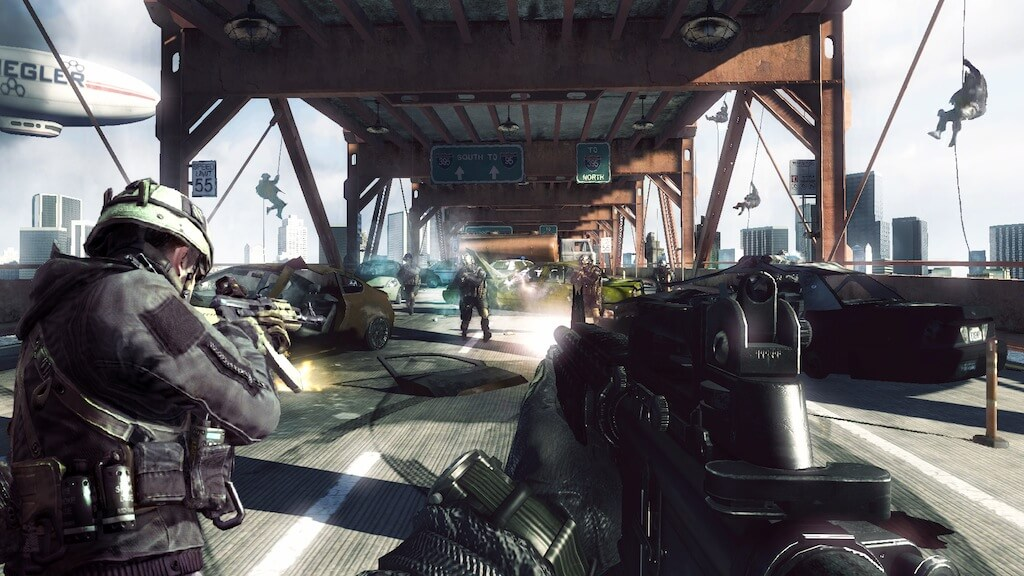 Activision Unveils 'Call of Duty Online'; Screenshots and Logo Released