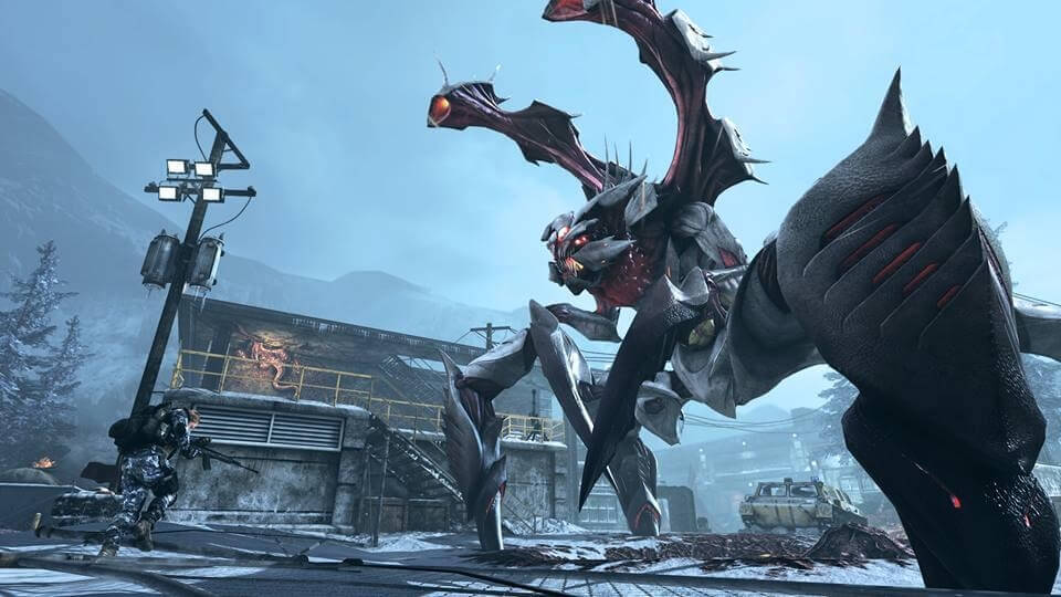 'Call of Duty: Ghosts' Onslaught DLC, Aliens & 'Michael Myers Mode' Teased