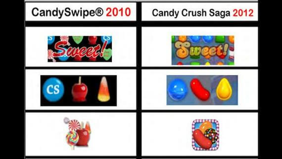 Candy Swipe Candy Crush Comparison