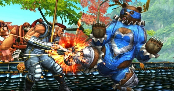 Capcom Patching PC Versions of 'Street Fighter X Tekken' & 'Street Fighter IV: Arcade Edition'